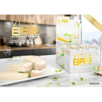 VITAE BAR 40g sabor torta de limão CX 12 Un